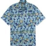 Tori Richards Cotton lawn tropical camp shirts billings mt