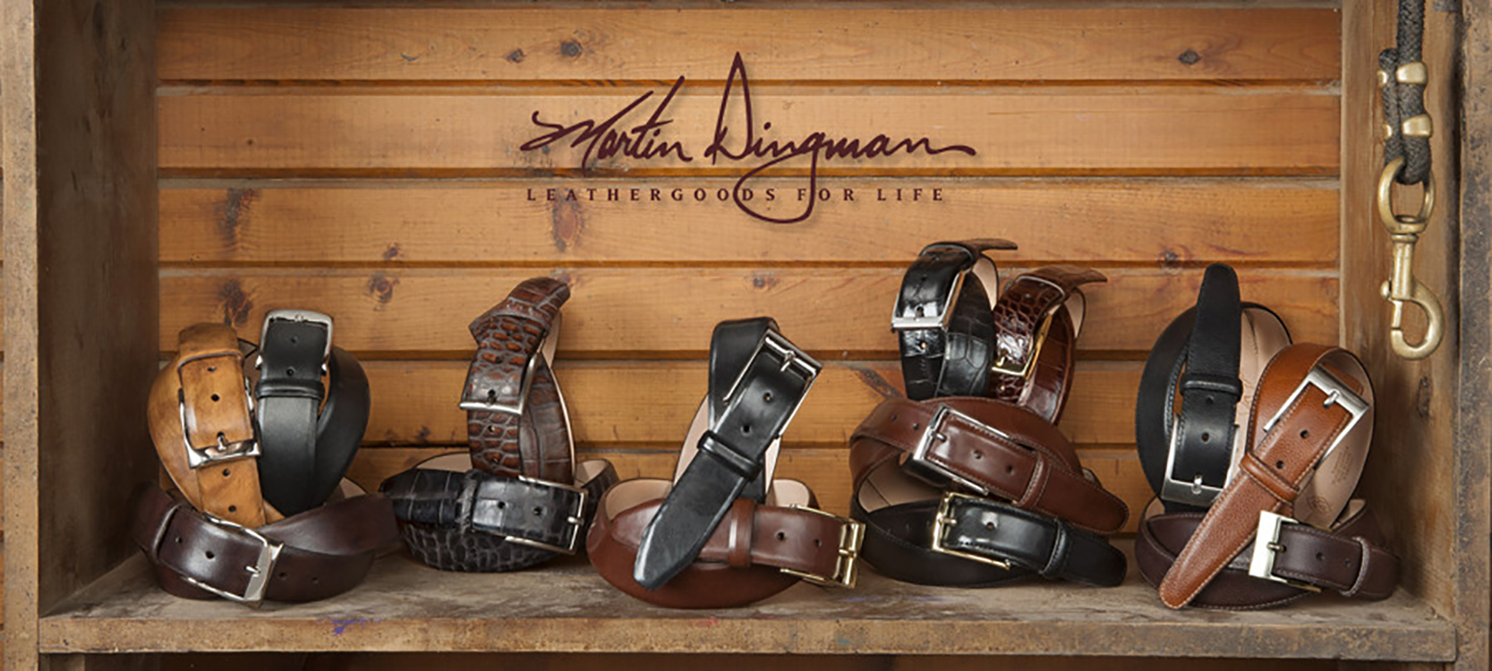 Martin Dingman Dress Belts Billings MT